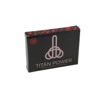 Titán Power Kapszula Férfiaknak 3 db