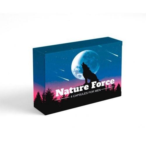 Nature Force Kapszula Férfiaknak 4db